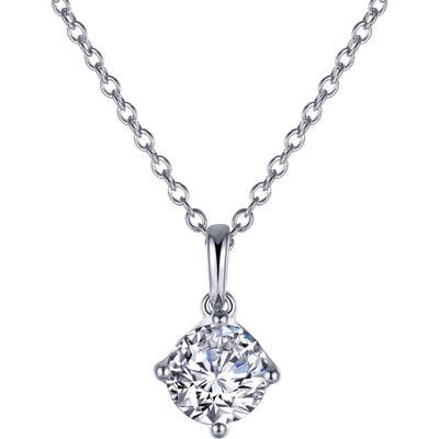 Lafonn Classic Simulated Diamond Pendant