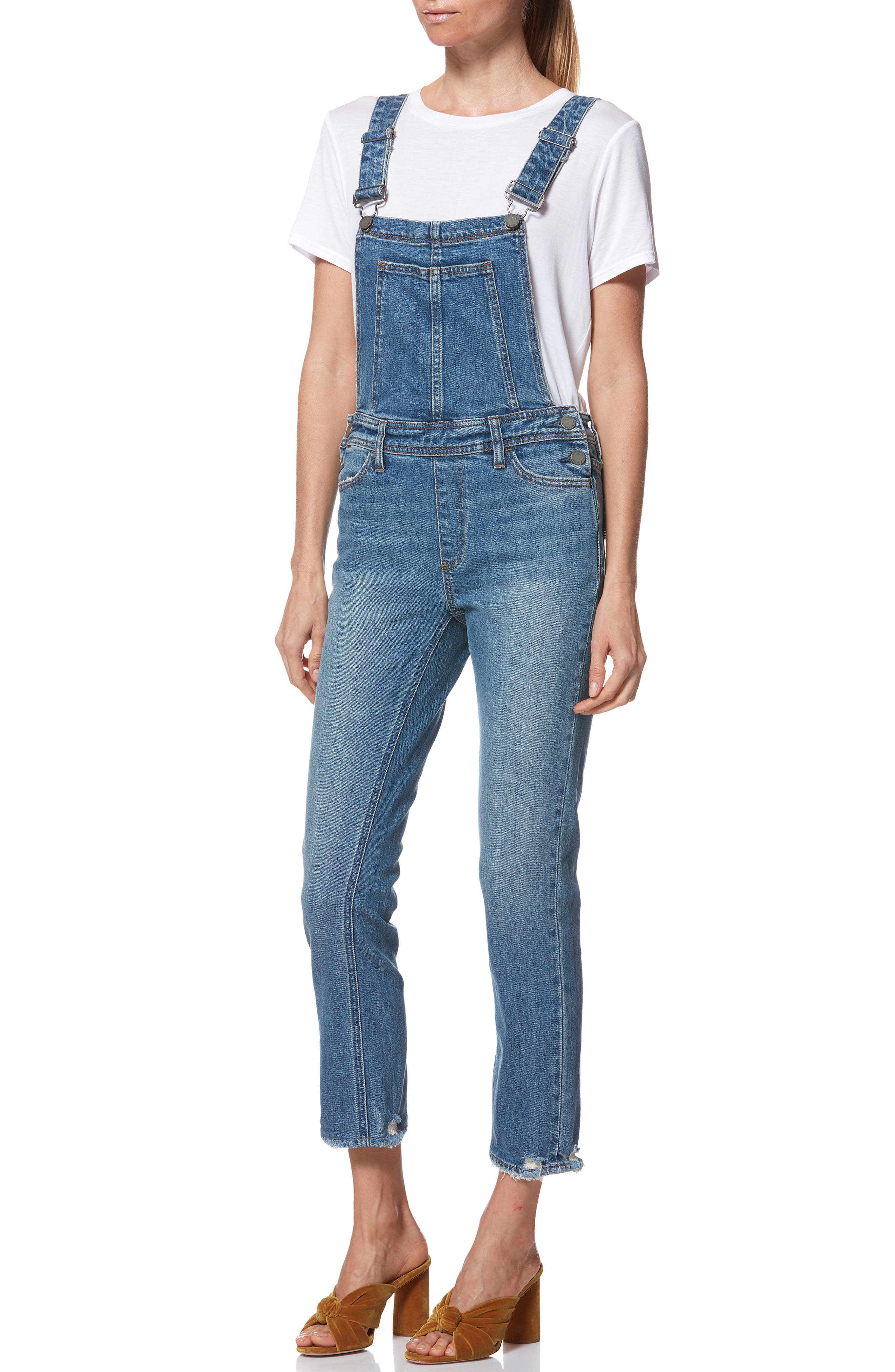 PAIGE Womens Sierra Overalls