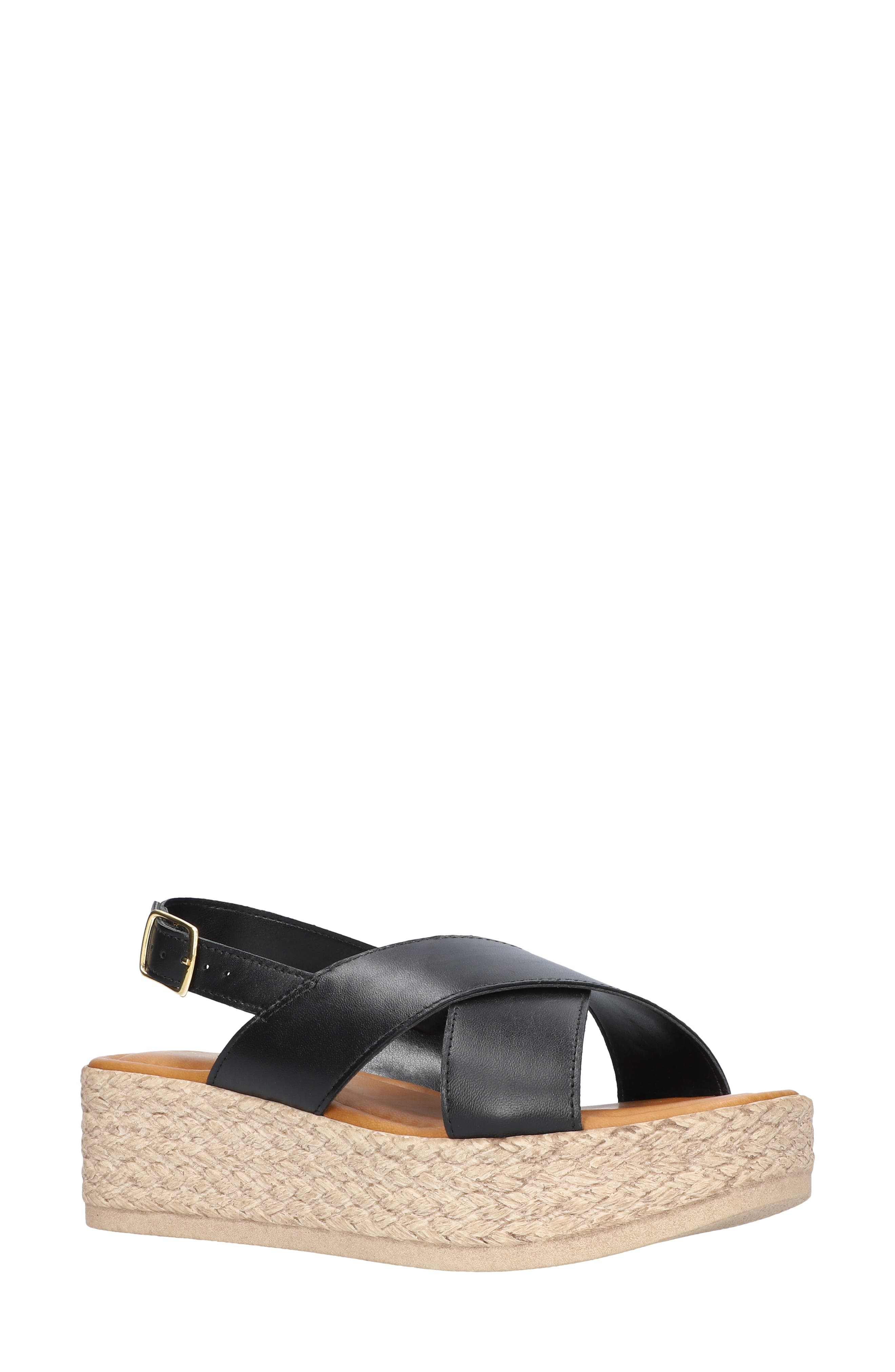 Mar Platform Sandal
