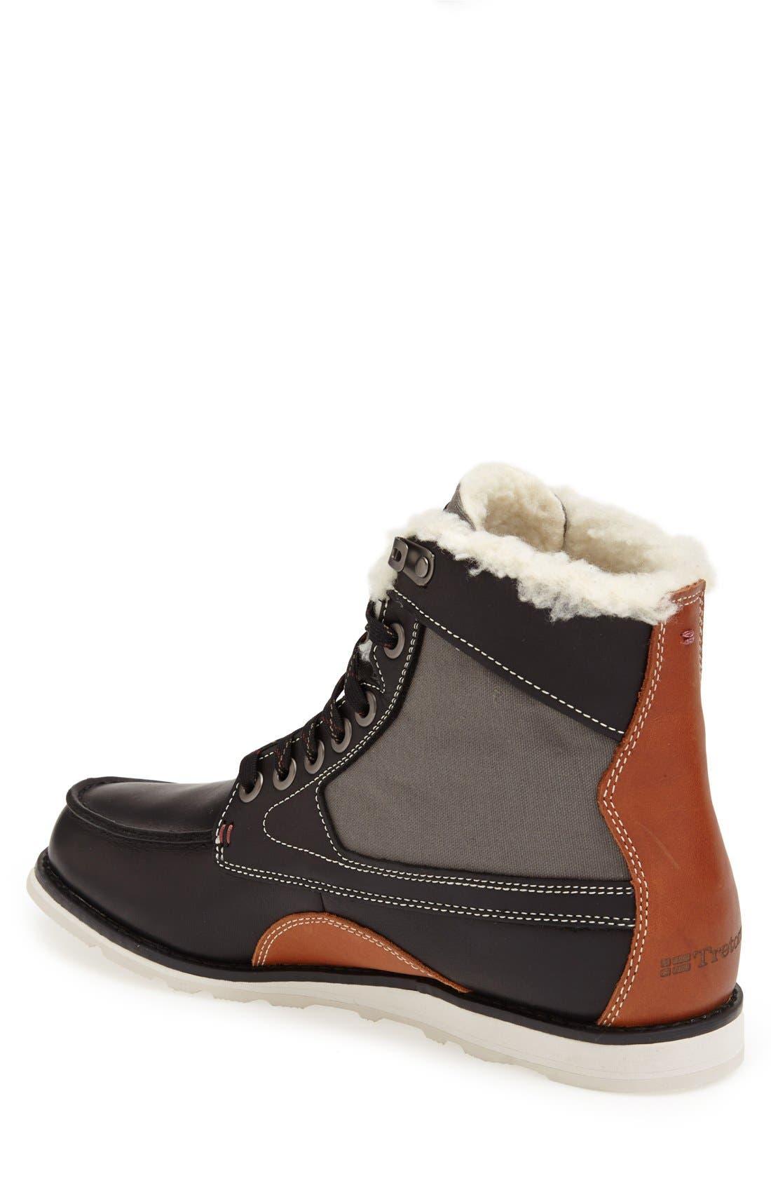 ,                             'Gärde Stövel Vinter GTX' Boot,                             Alternate thumbnail 3, color,                             001