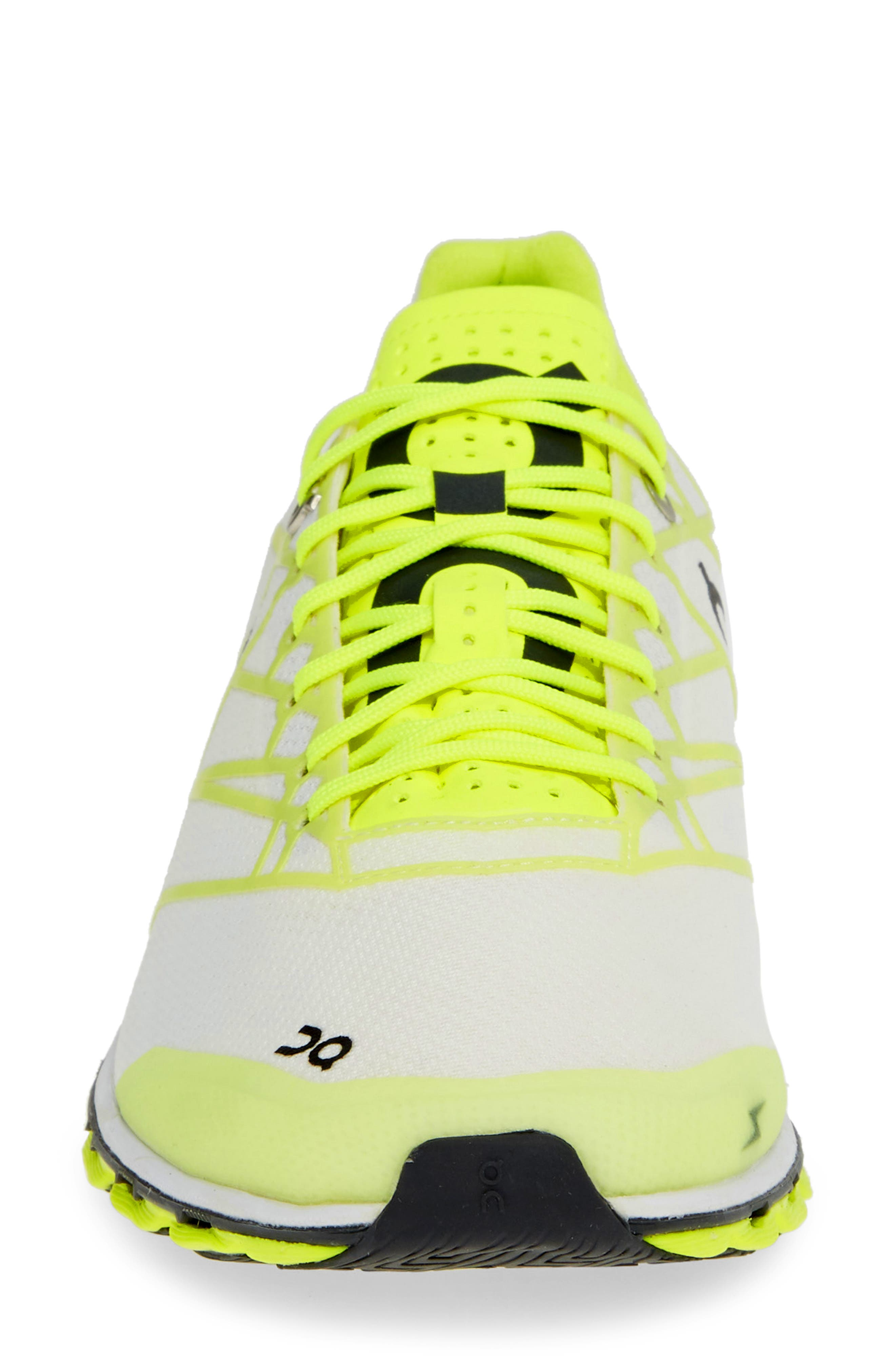 ,                             Cloudflash Racing Shoe,                             Alternate thumbnail 4, color,                             NEON/ WHITE