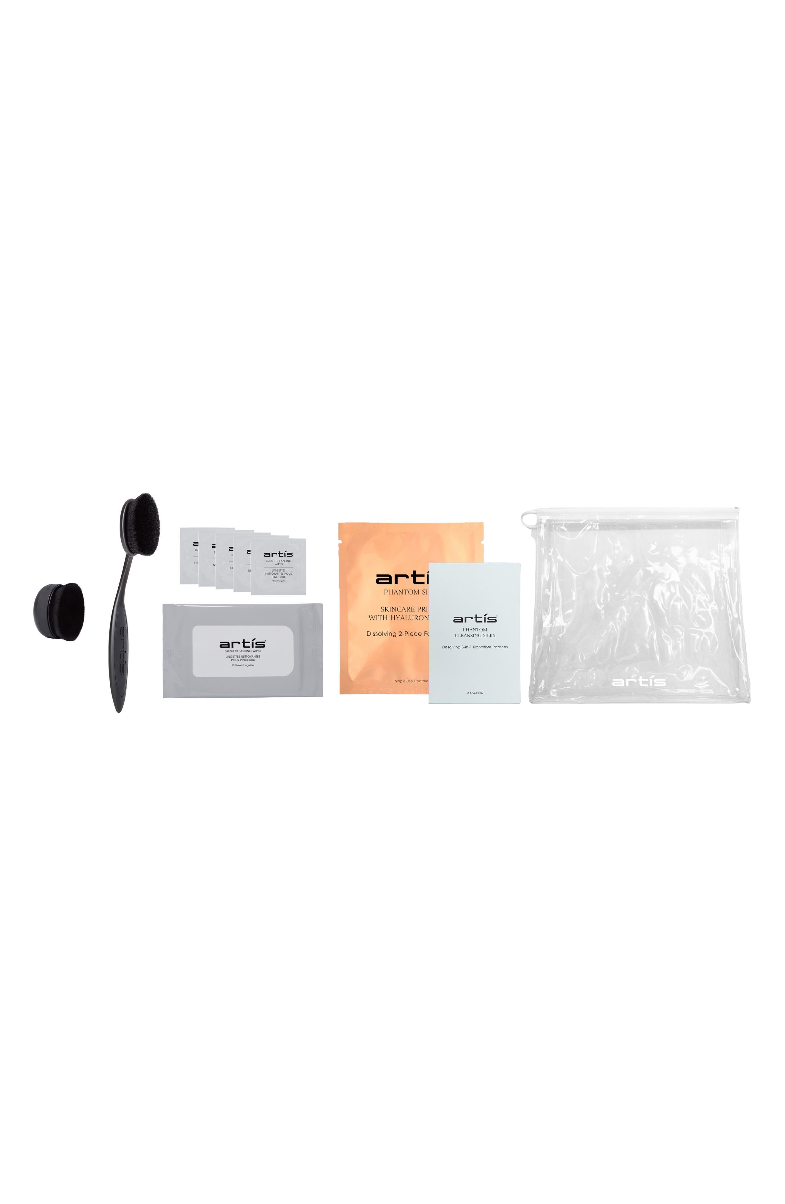 Elite Complexion Brush & Cleanser Set