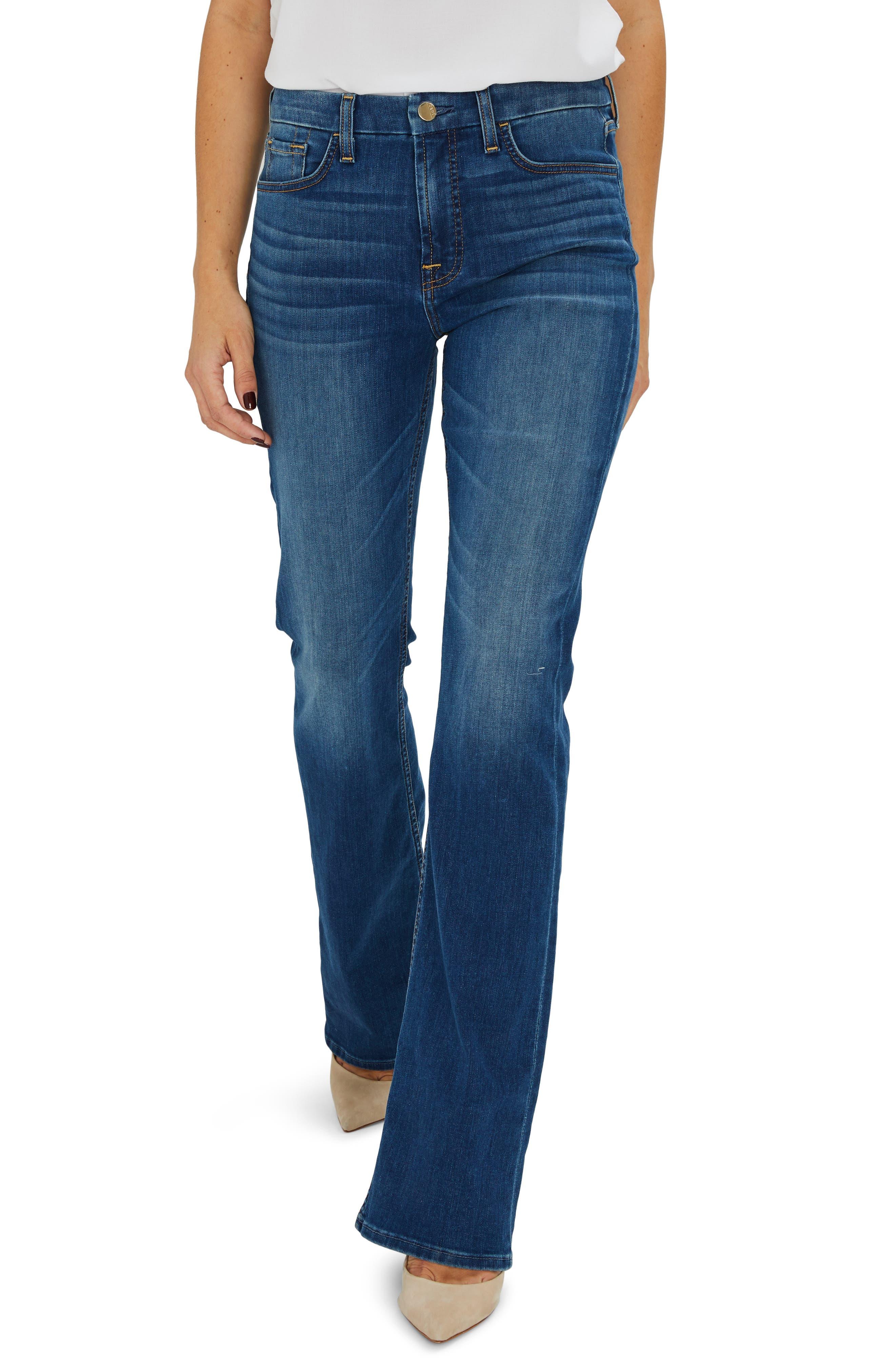 Women's Jen7 Slim Bootcut Jeans