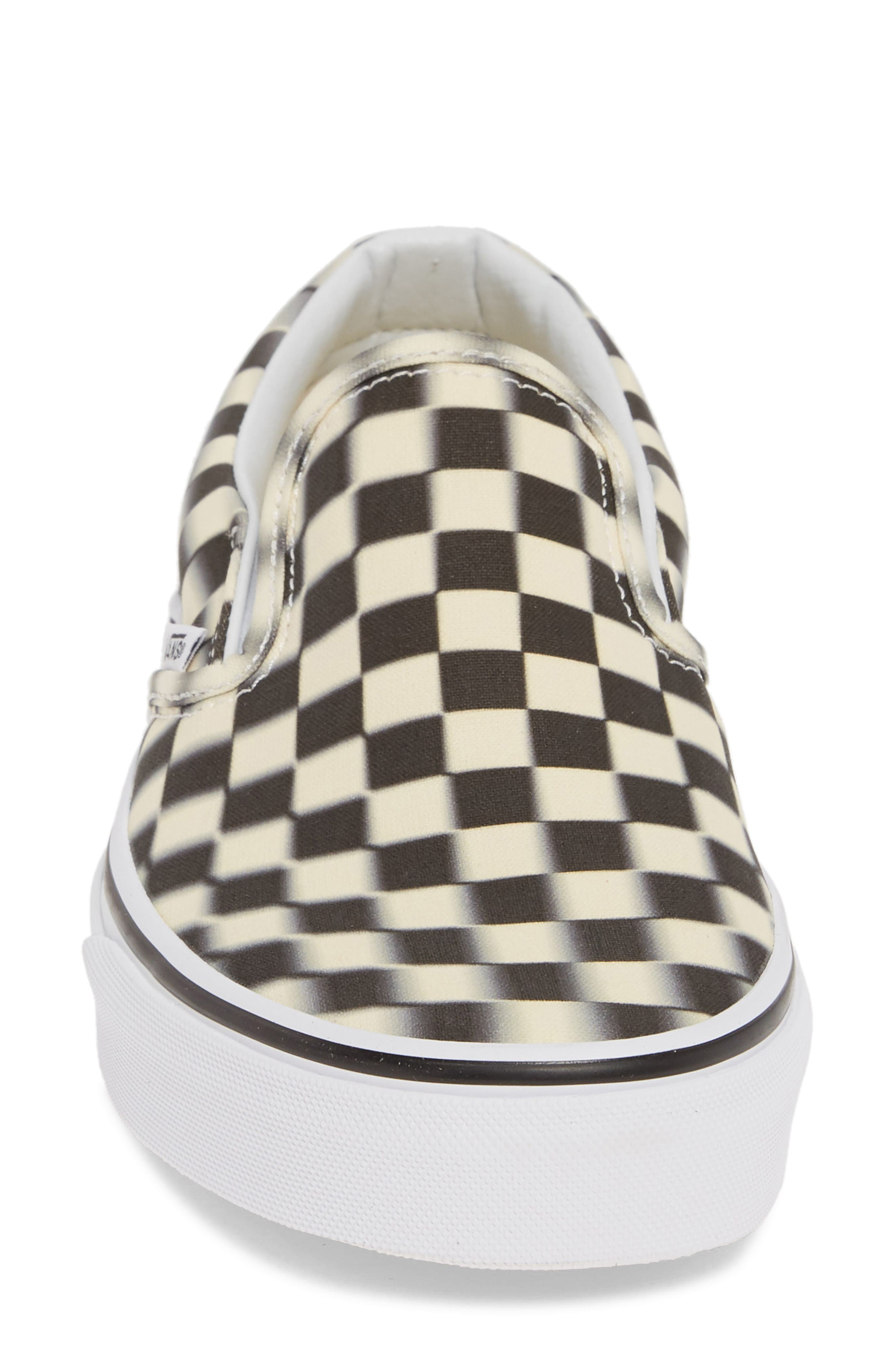 ,                             Classic Slip-On Sneaker,                             Alternate thumbnail 4, color,                             011