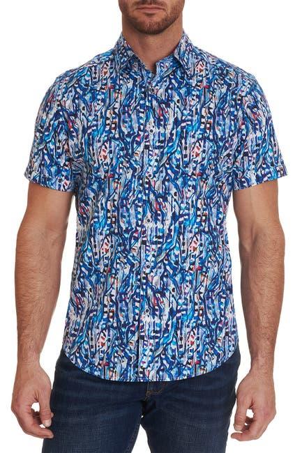 Image of Robert Graham Classic Fit Printed Woven Shirt