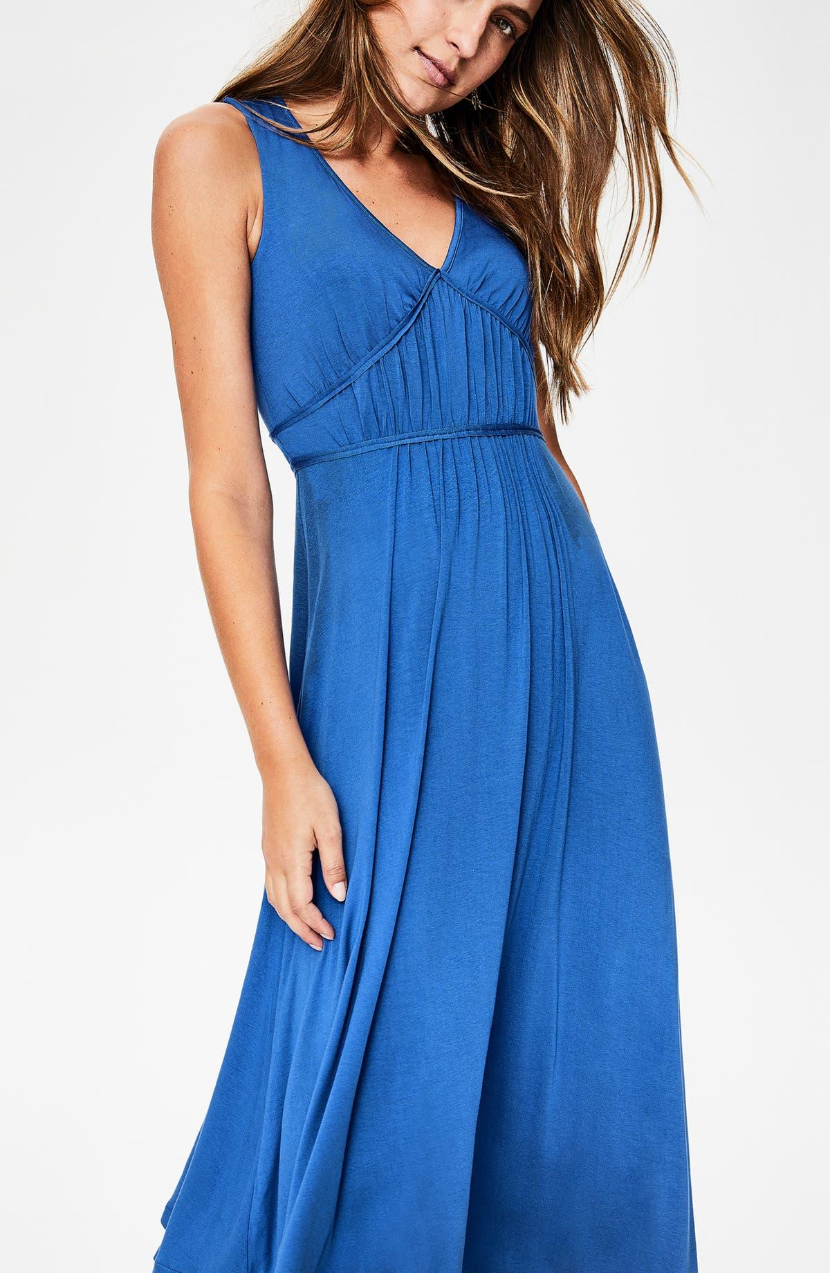 84cb4de5ad6 Boden Elina Grecian Jersey Midi Dress | Nordstrom
