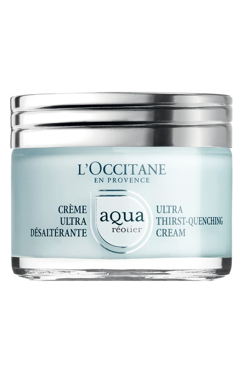 L'OCCITANE Aqua Réotier Ultra Thirst-Quenching Cream, Main, color, NO COLOR