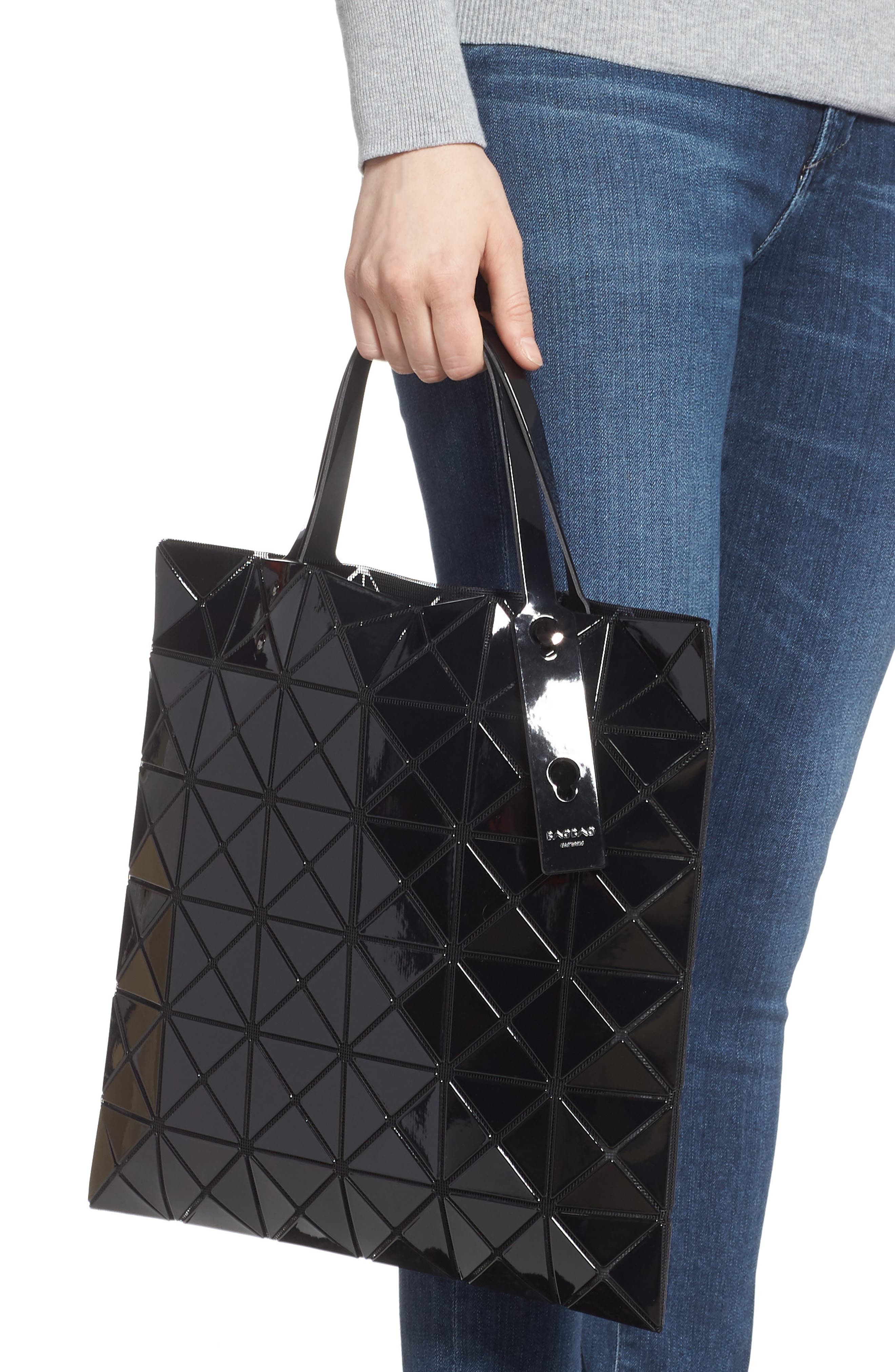 ,                             Lucent Tote,                             Alternate thumbnail 2, color,                             BLACK