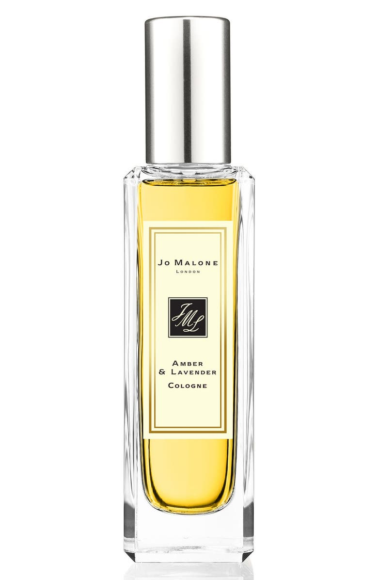 JO MALONE LONDON<SUP>™</SUP> Travel Size Amber & Lavender Cologne, Main, color, NO COLOR