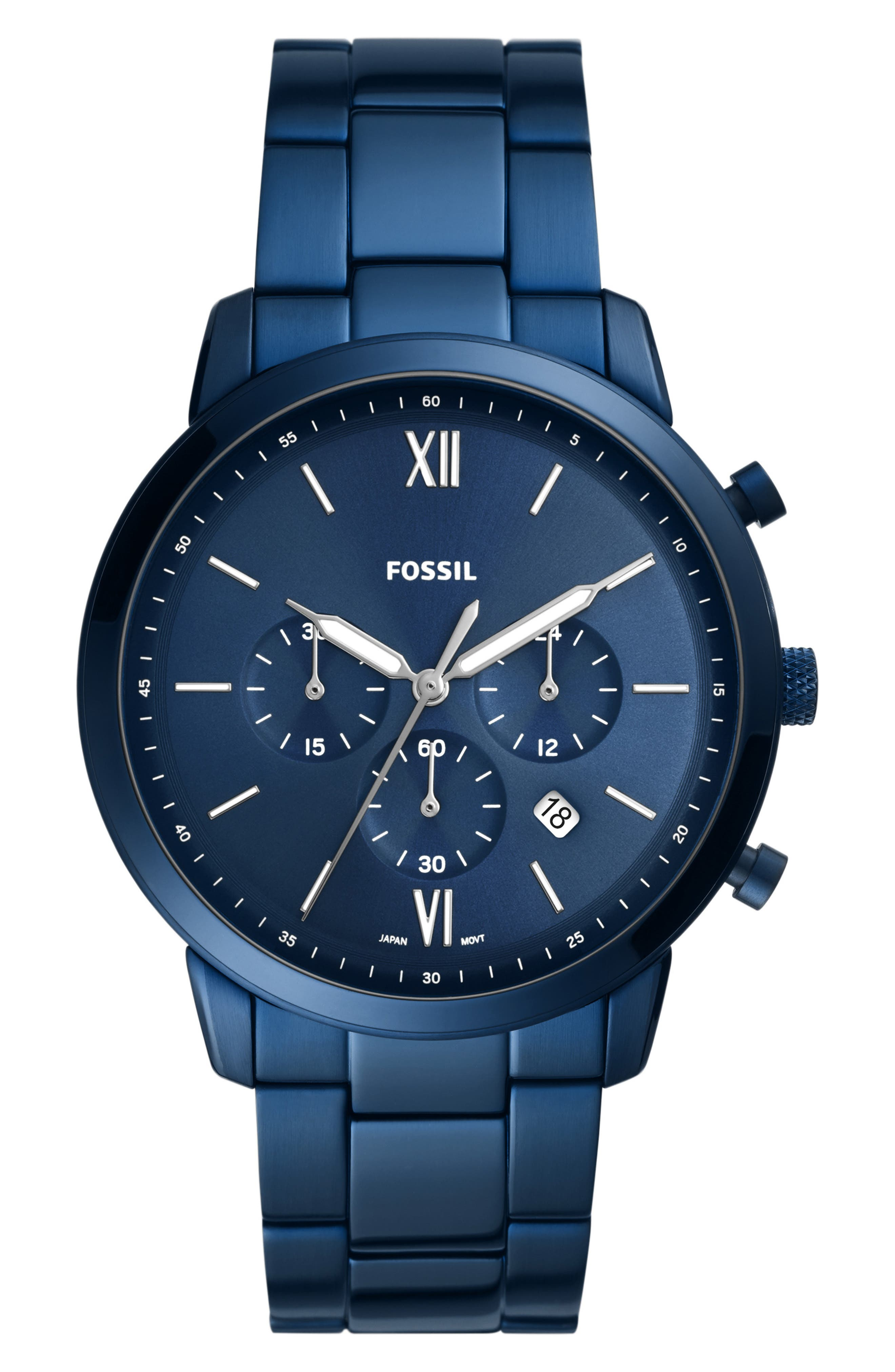 Neutra Chronograph Bracelet Watch