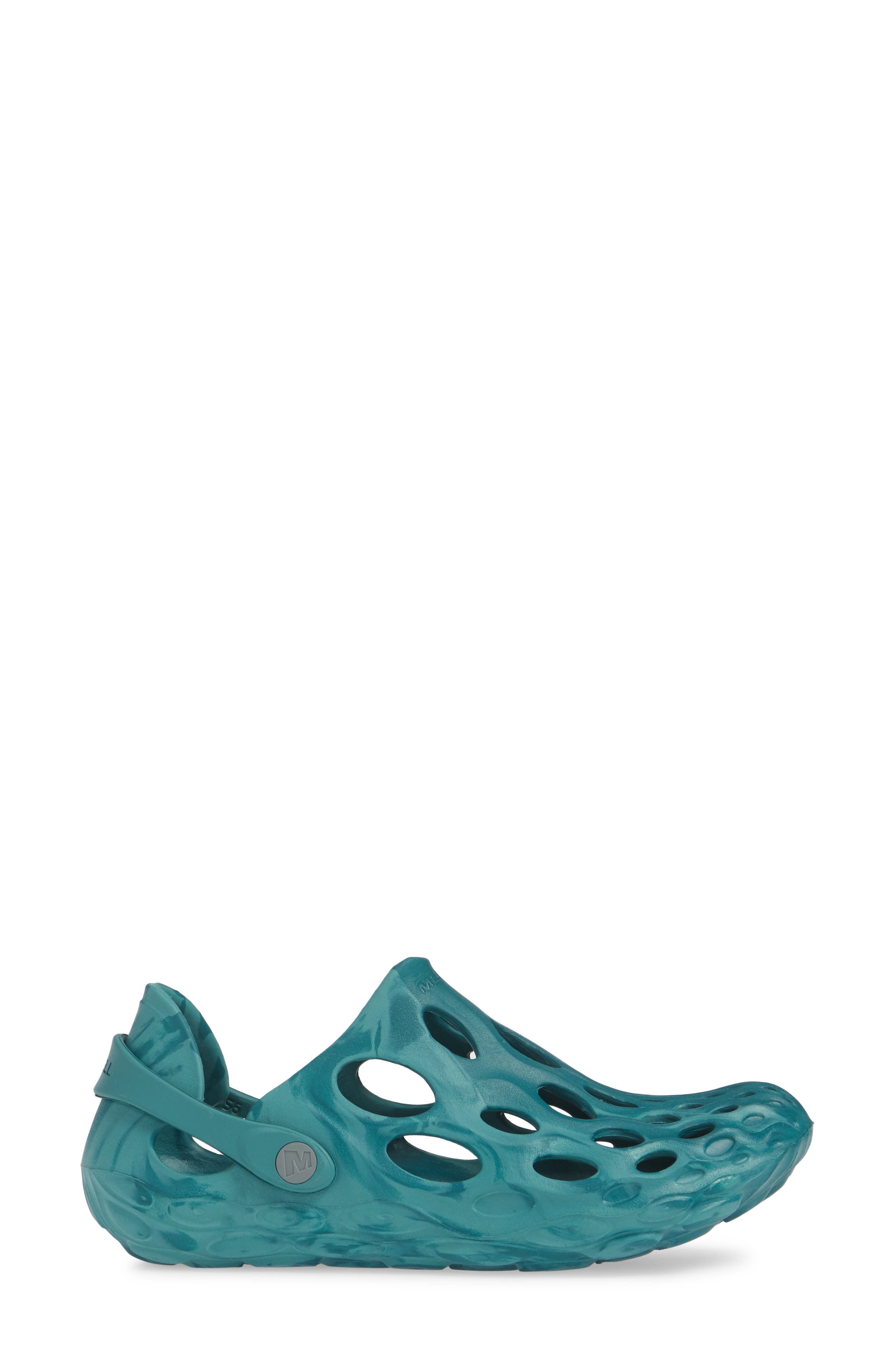 ,                             Hydro Moc Water Friendly Clog,                             Alternate thumbnail 3, color,                             SHADED SPRUCE