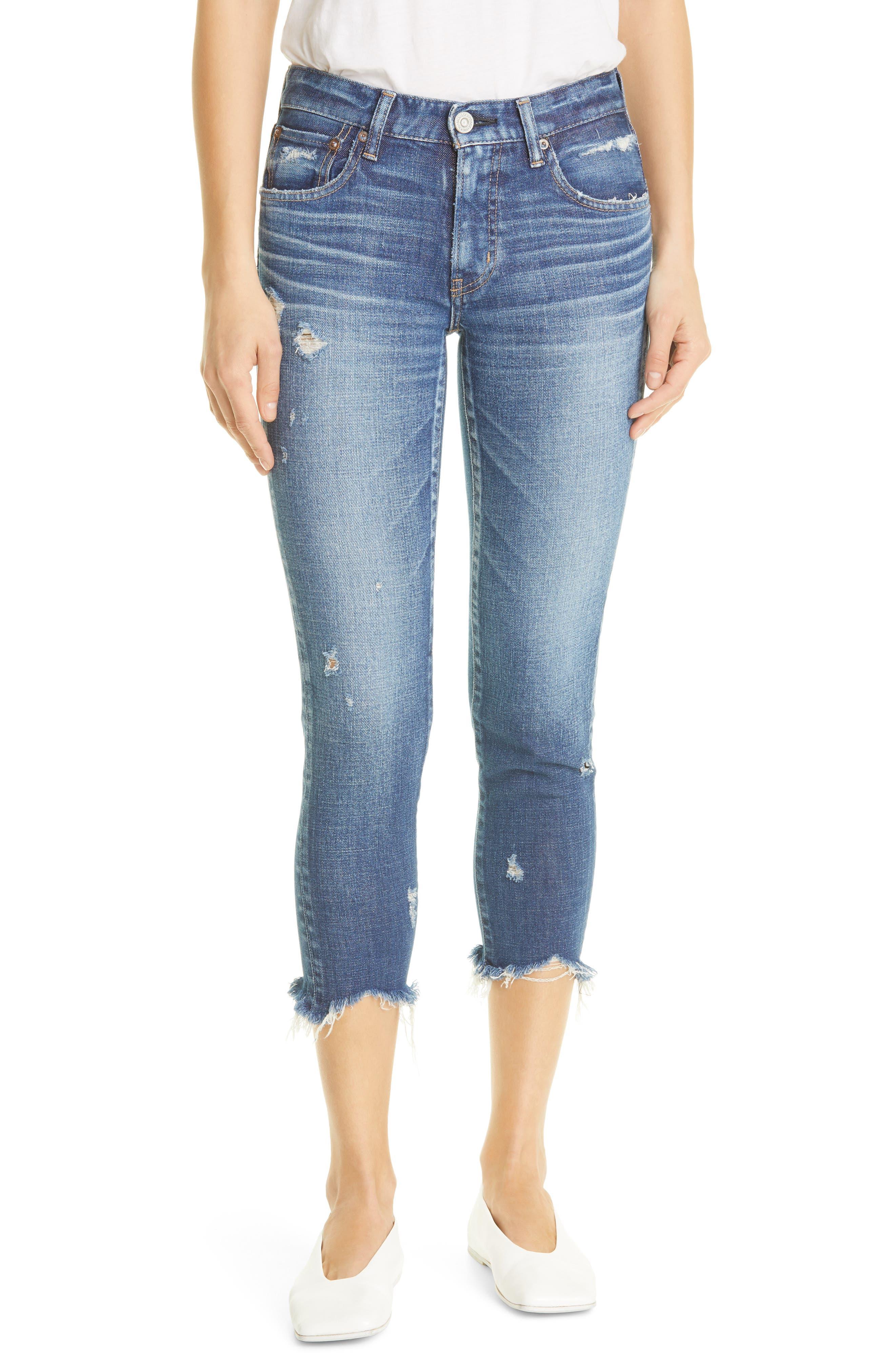 Daleville Crop Skinny Jeans