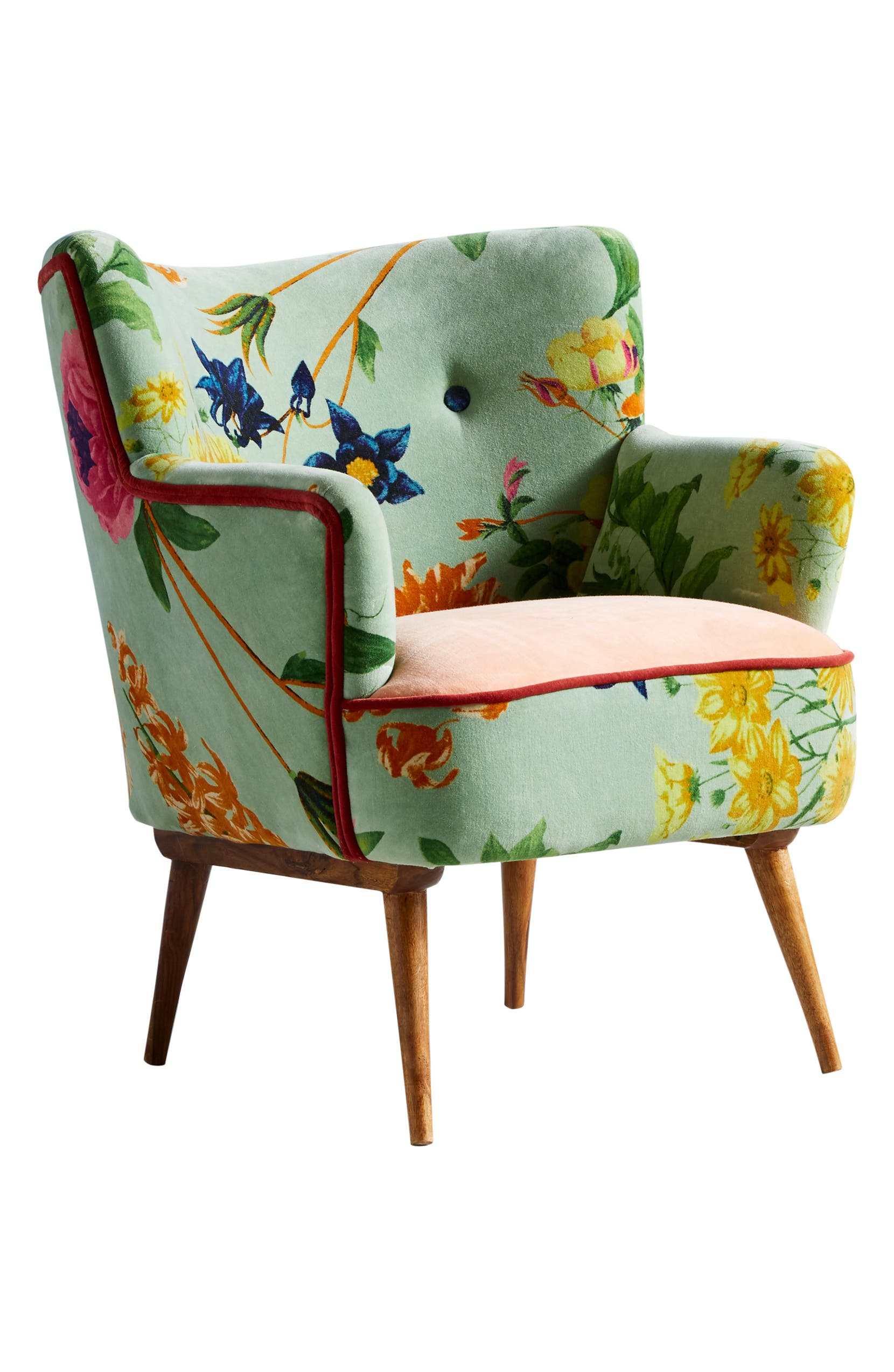 Fabulous Anthropologie Floret Accent Chair Nordstrom Gamerscity Chair Design For Home Gamerscityorg