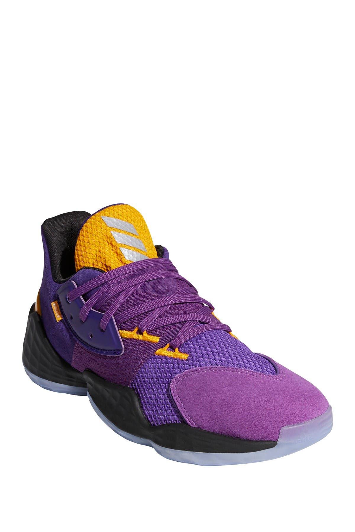 Image of adidas Harden Vol. 4 Su Casa Basketball Shoe