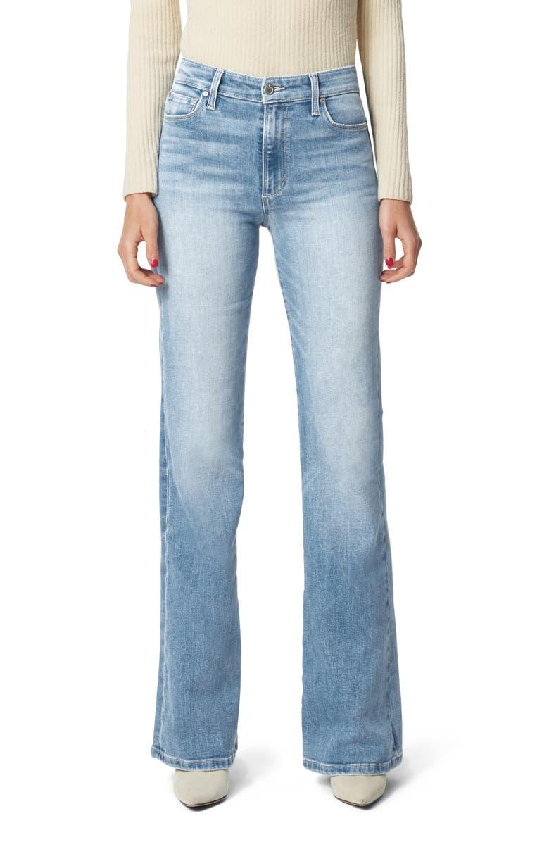 JOE'S The Molly High Waist Flare Jeans, Main, color, DITA
