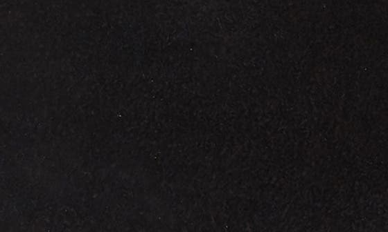 BLACK SUEDE/ STRETCH SUEDE