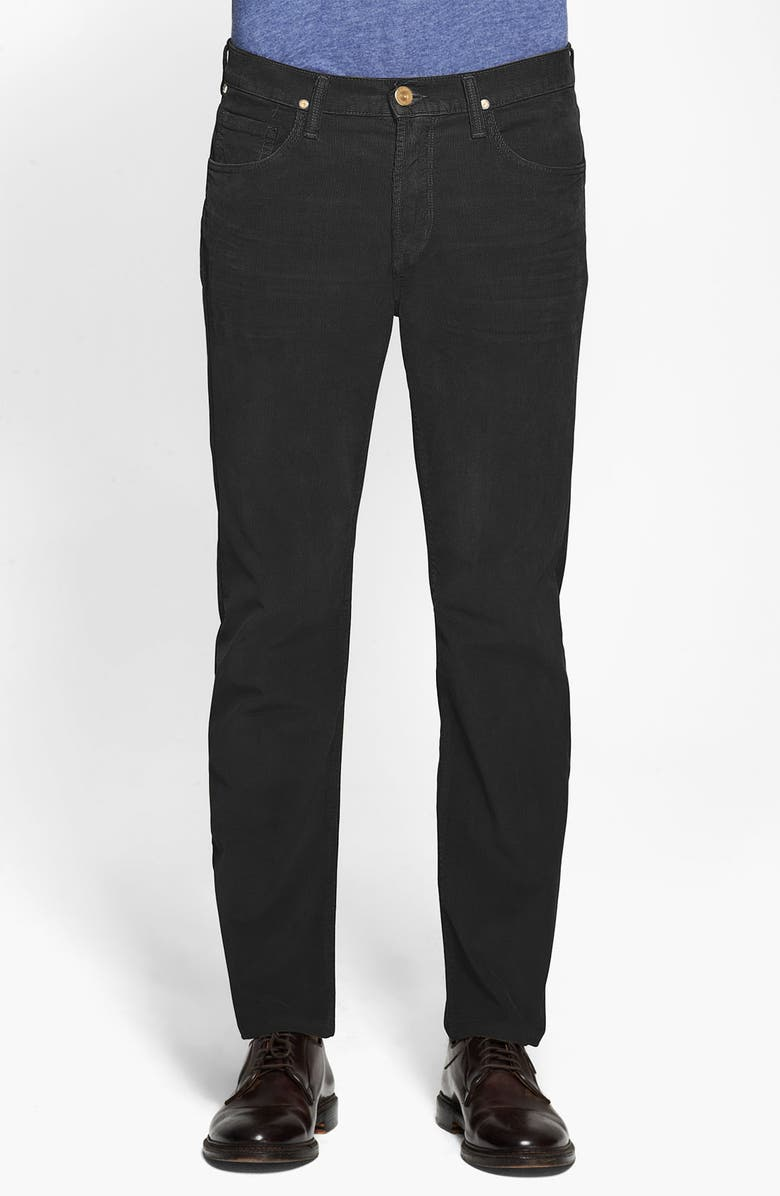 CITIZENS OF HUMANITY 'Sid' Straight Leg Corduroy Pants, Main, color, 004