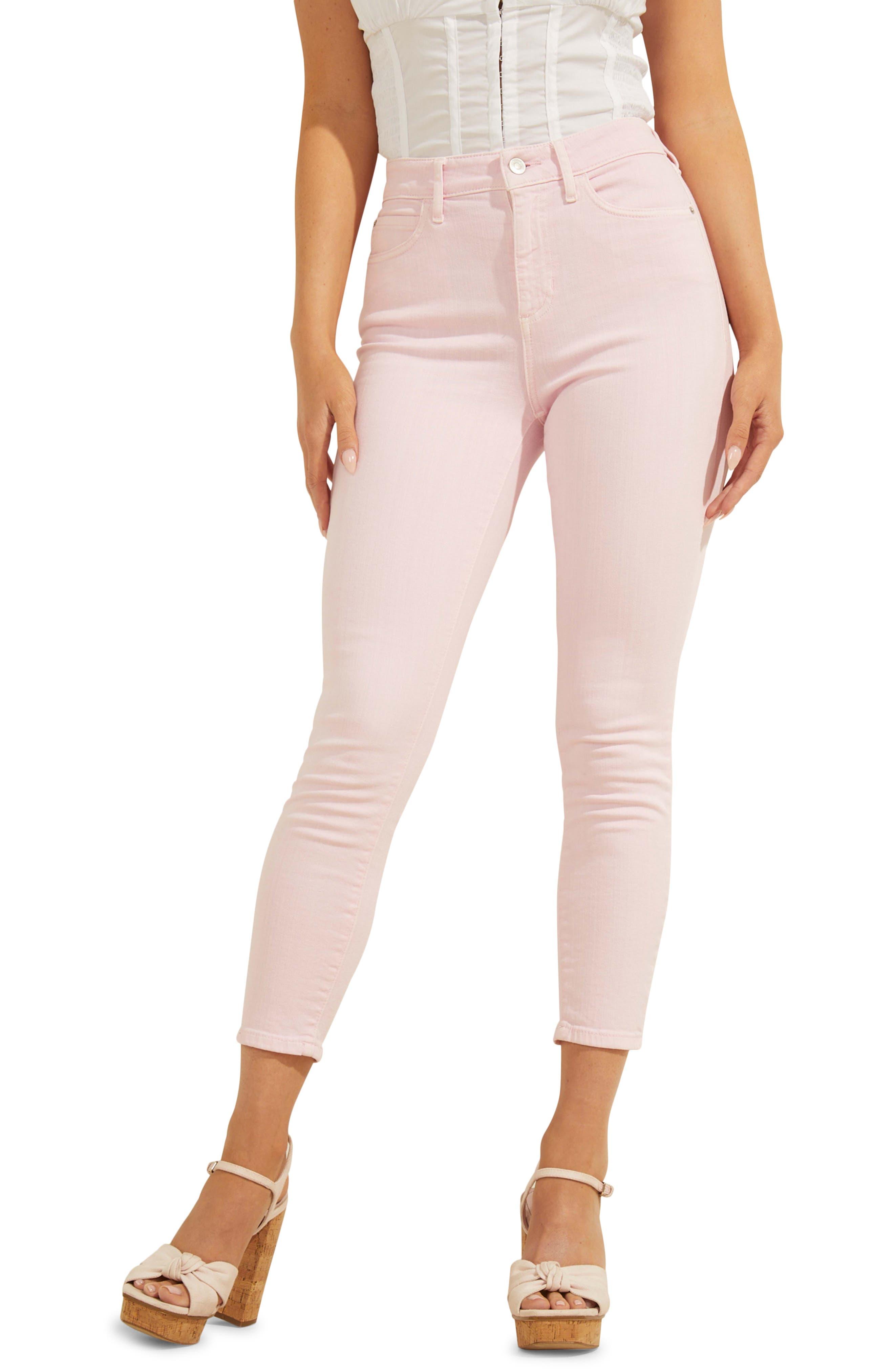 1981 Crop Skinny Jeans