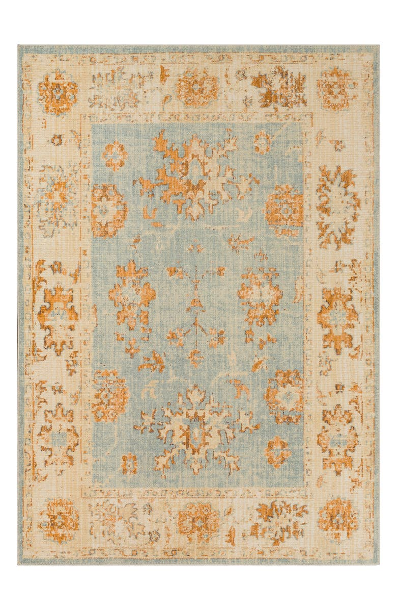 SURYA HOME Amelie Area Rug, Main, color, CAMEL