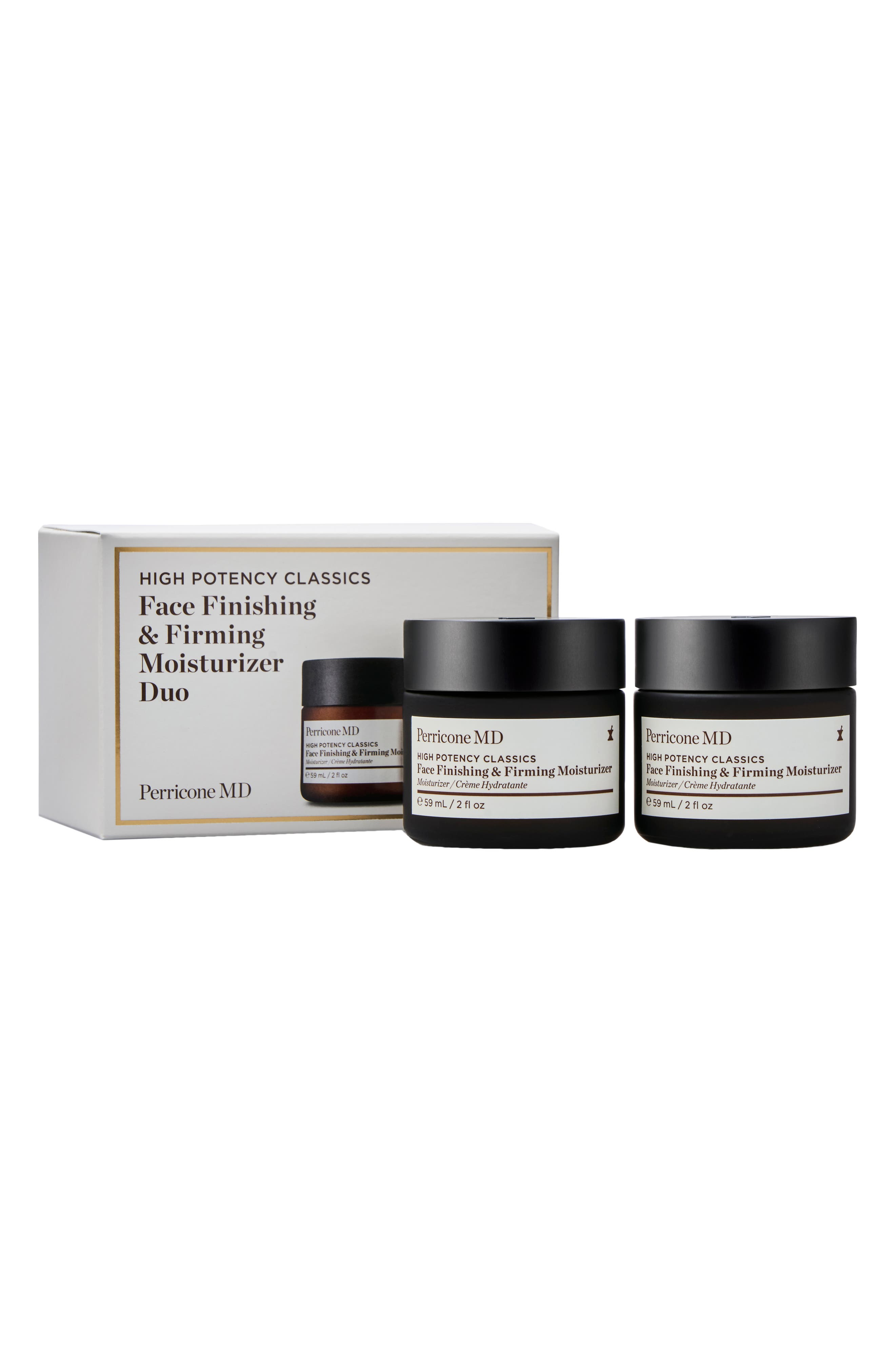 Perricone Md High Potency Classics Face Finishing & Firming Moisturizer Duo