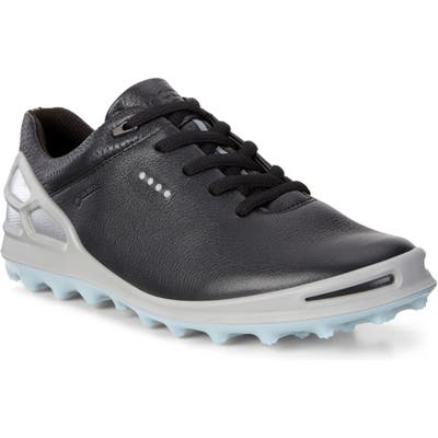 Ecco Golf Cage Pro Gore-Tex Waterproof Shoe, Black
