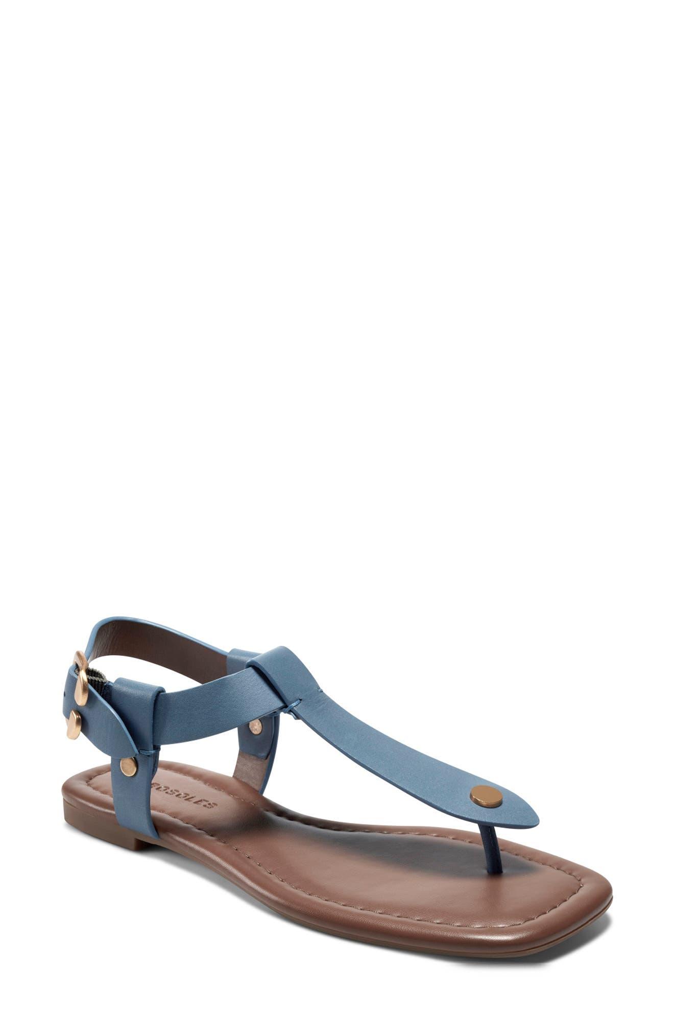 Carmina T-Strap Sandal