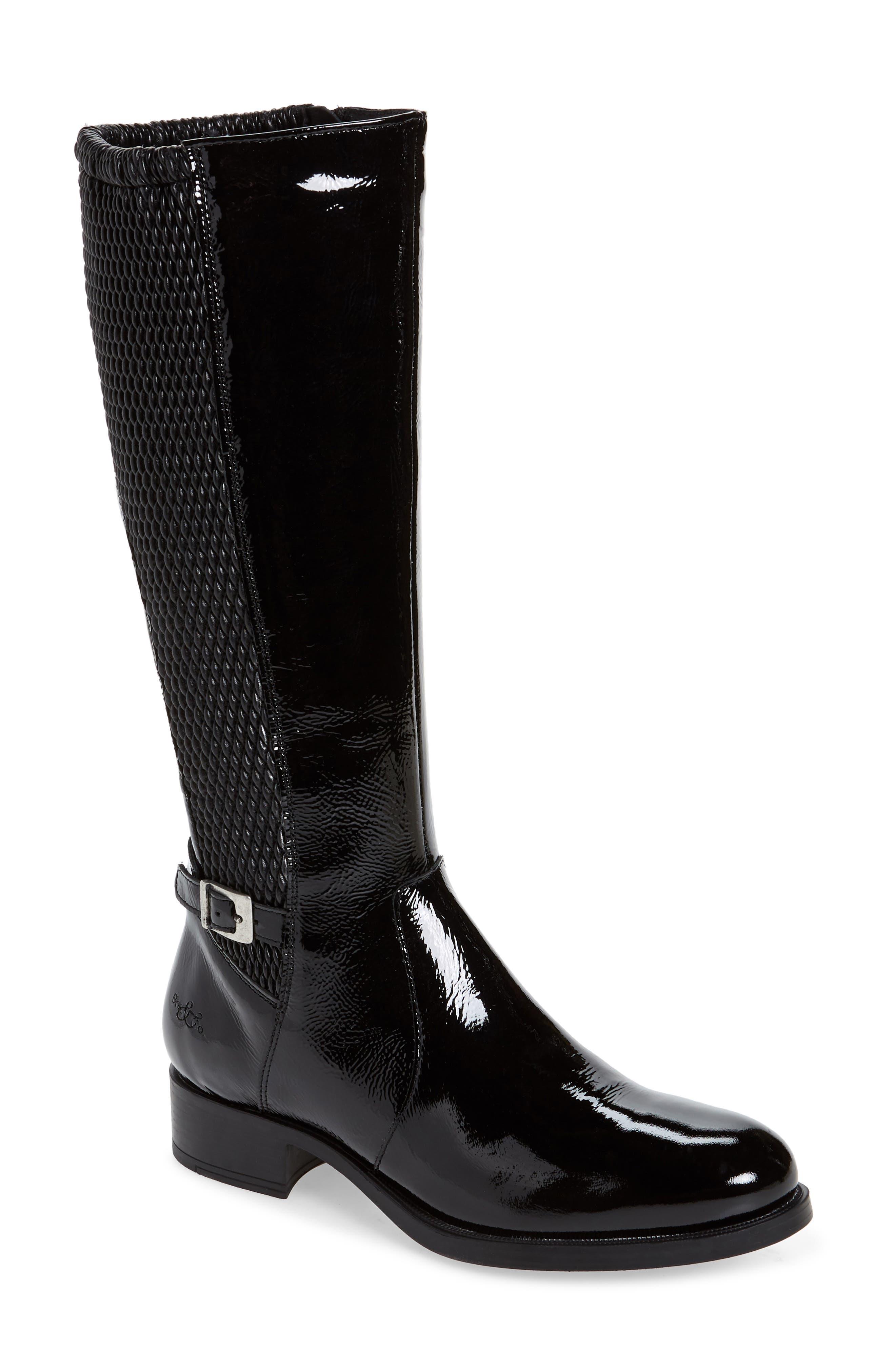 Bawn Waterproof Knee High Boot