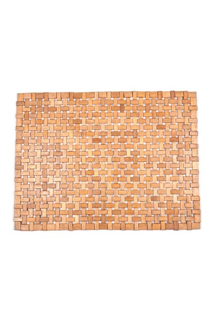 Image of ENTRYWAYS Douglas Exotic Wood Mat