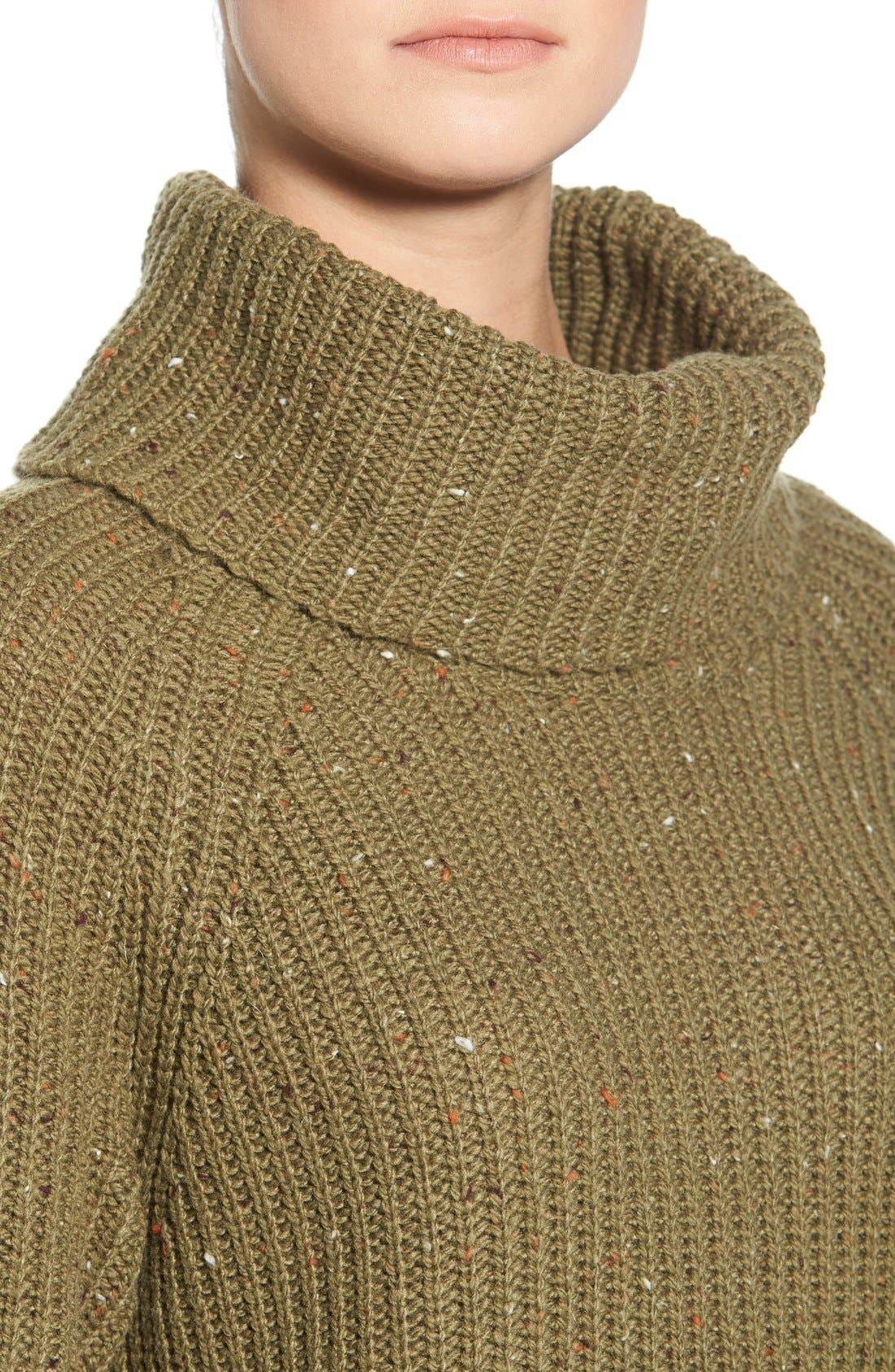 ,                             Turtleneck Sweater,                             Alternate thumbnail 18, color,                             315