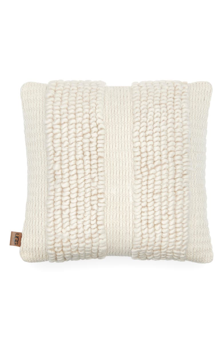 UGG<SUP>®</SUP> Hanna Pillow, Main, color, NATURAL