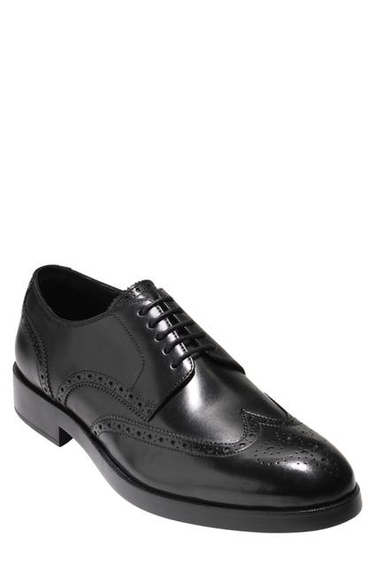 Image of Cole Haan Harrison Grand Wingtip Derby
