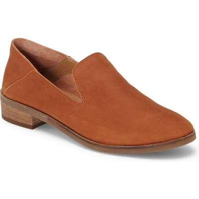 Lucky Brand Cahill Flat, Brown