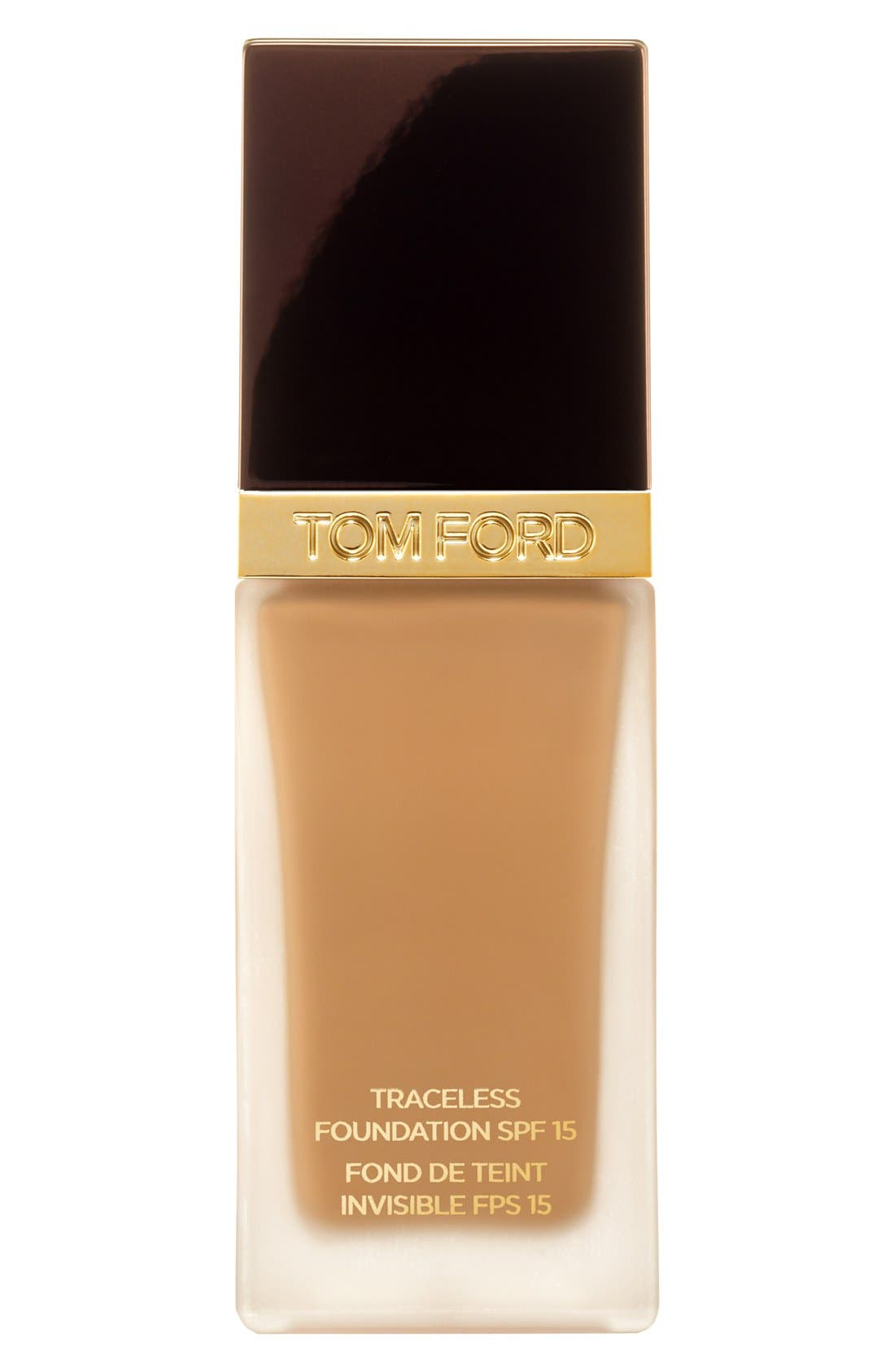 ,                             Traceless Foundation SPF 15,                             Main thumbnail 5, color,                             202
