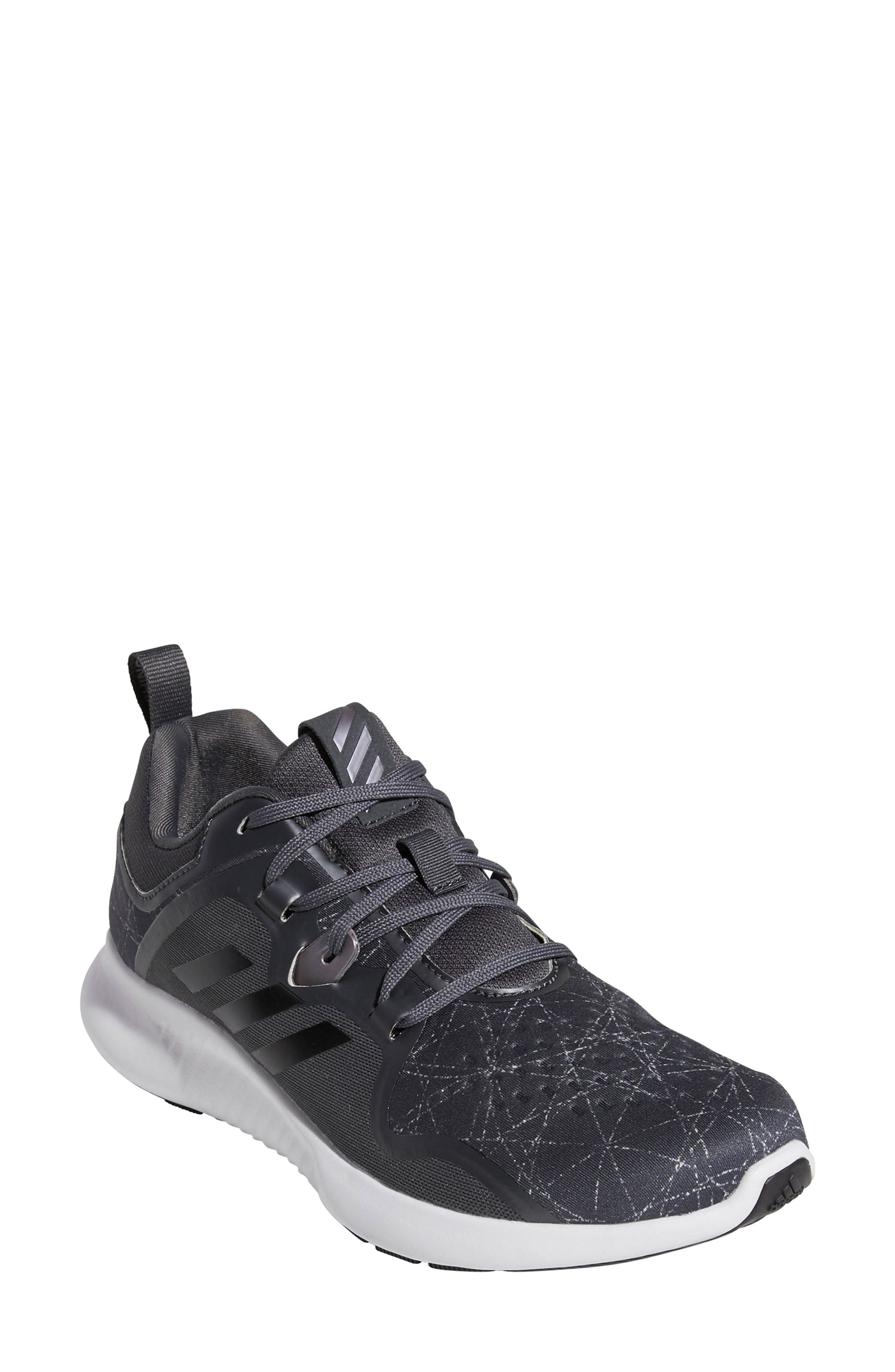Adidas Edgebounce Running Shoe- Grey