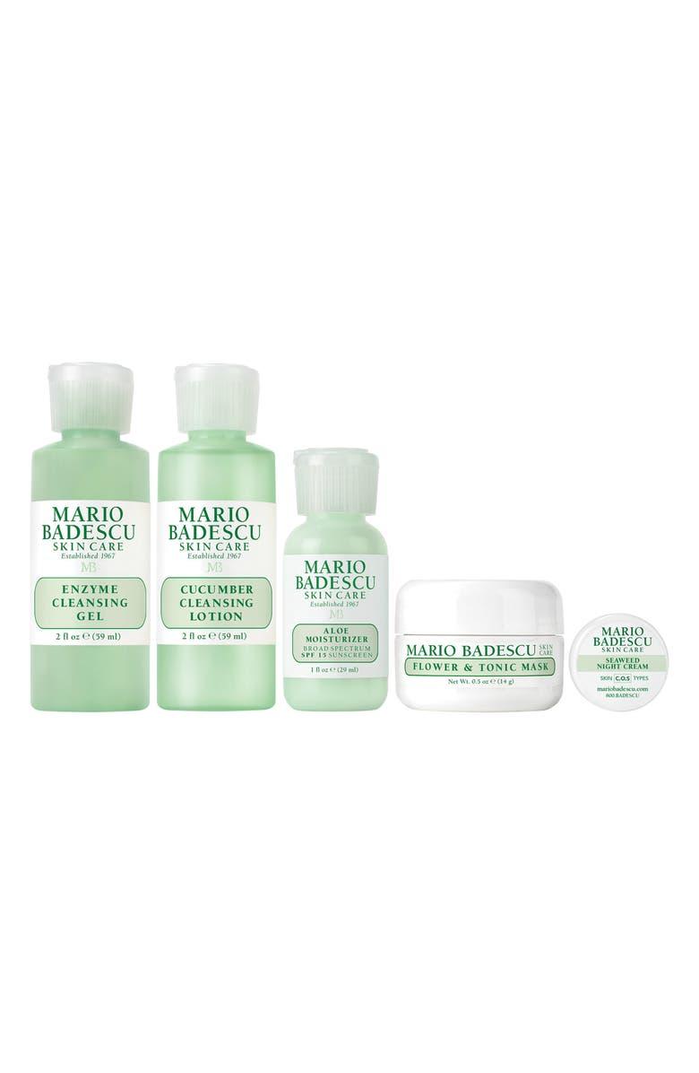 MARIO BADESCU Combination/Oily Skin Regimen Kit, Main, color, NO COLOR