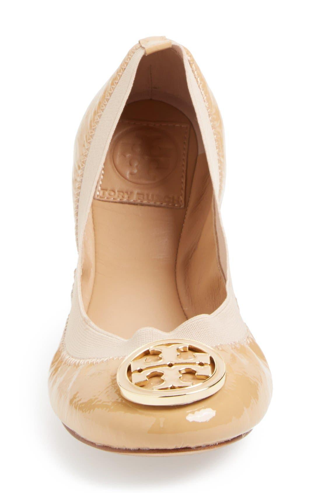 ,                             'Caroline' Ballerina Flat,                             Alternate thumbnail 13, color,                             665