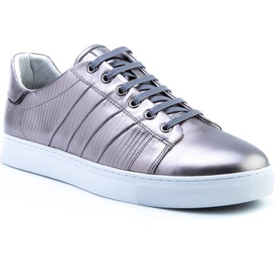 Badgley Mischka Holden Sneaker- Grey