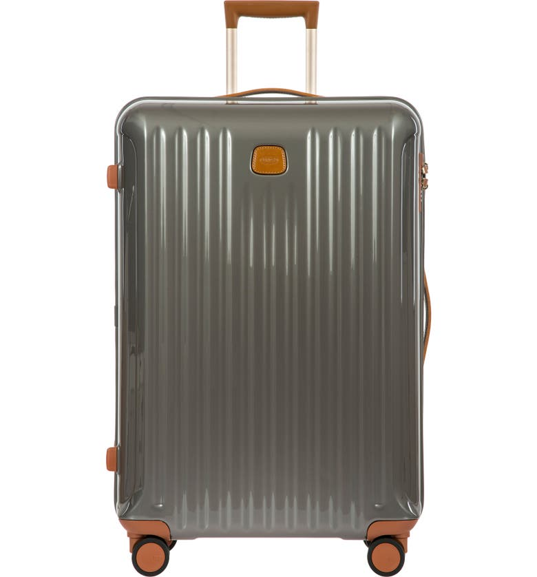 BRIC'S Capri 30-Inch Expandable Spinner Suitcase, Main, color, GREY