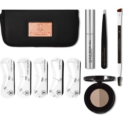 Anastasia Beverly Hills Brow Kit - Taupe (Nordstrom Exclusive) ($120 Value)