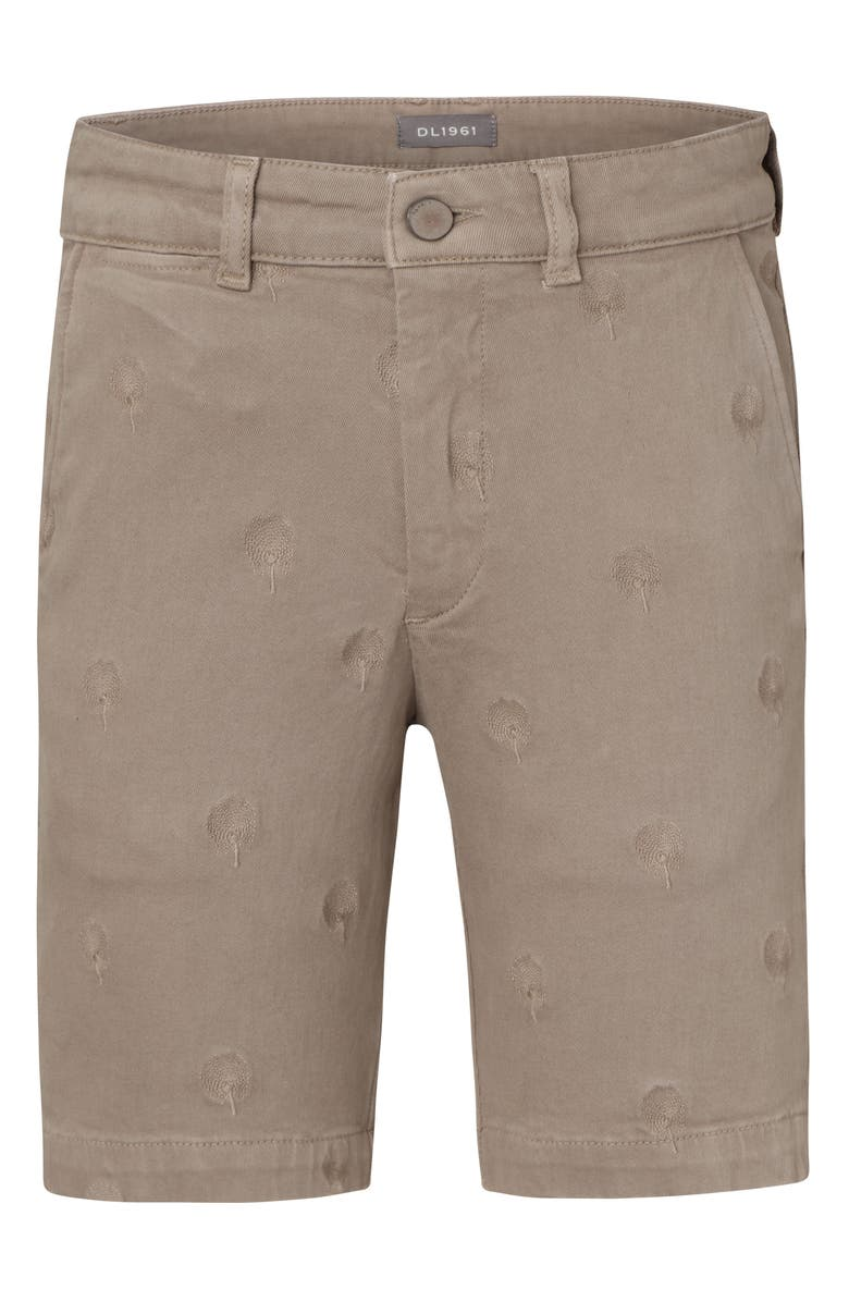 DL1961 Jacob Embroidered Chino Shorts, Main, color, 250