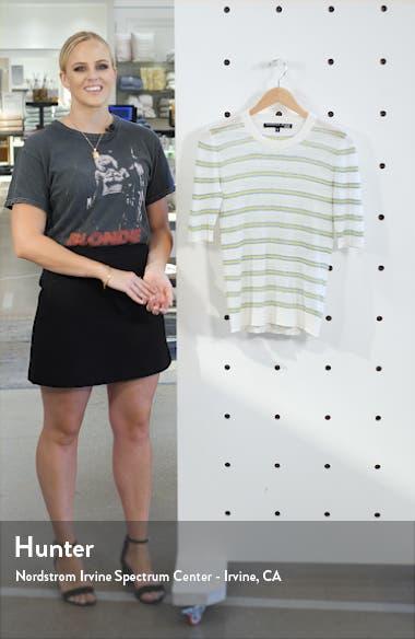 Dean Linen Blend Sweater, sales video thumbnail