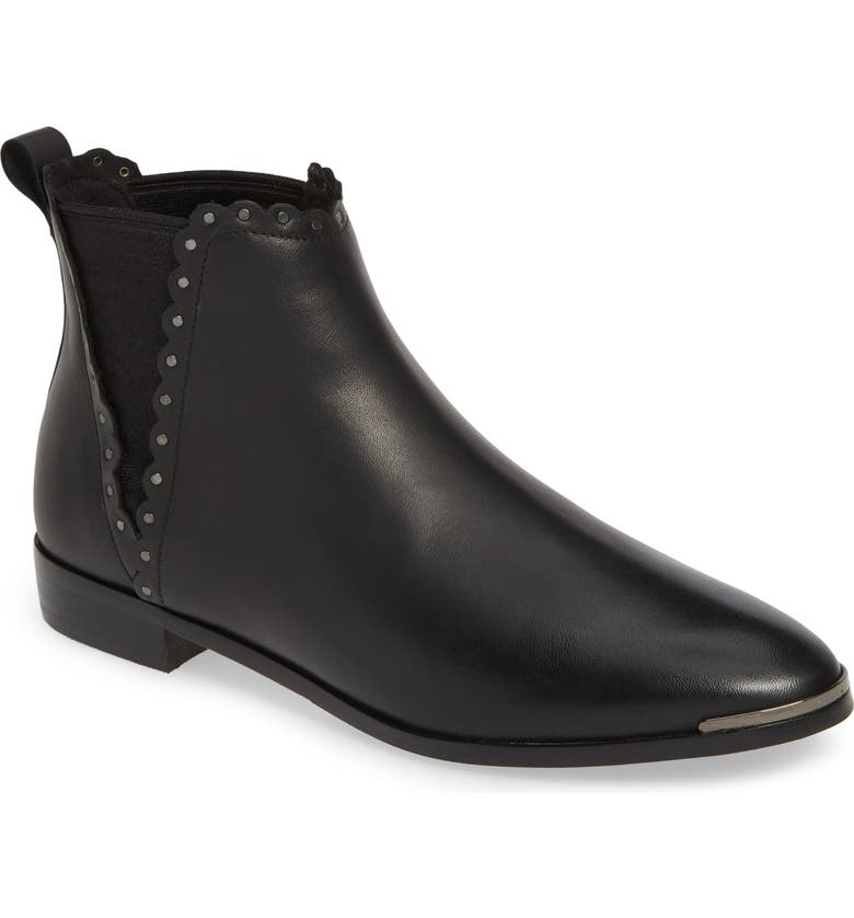 TED BAKER LONDON Alizerl Chelsea Boot, Main, color, 001