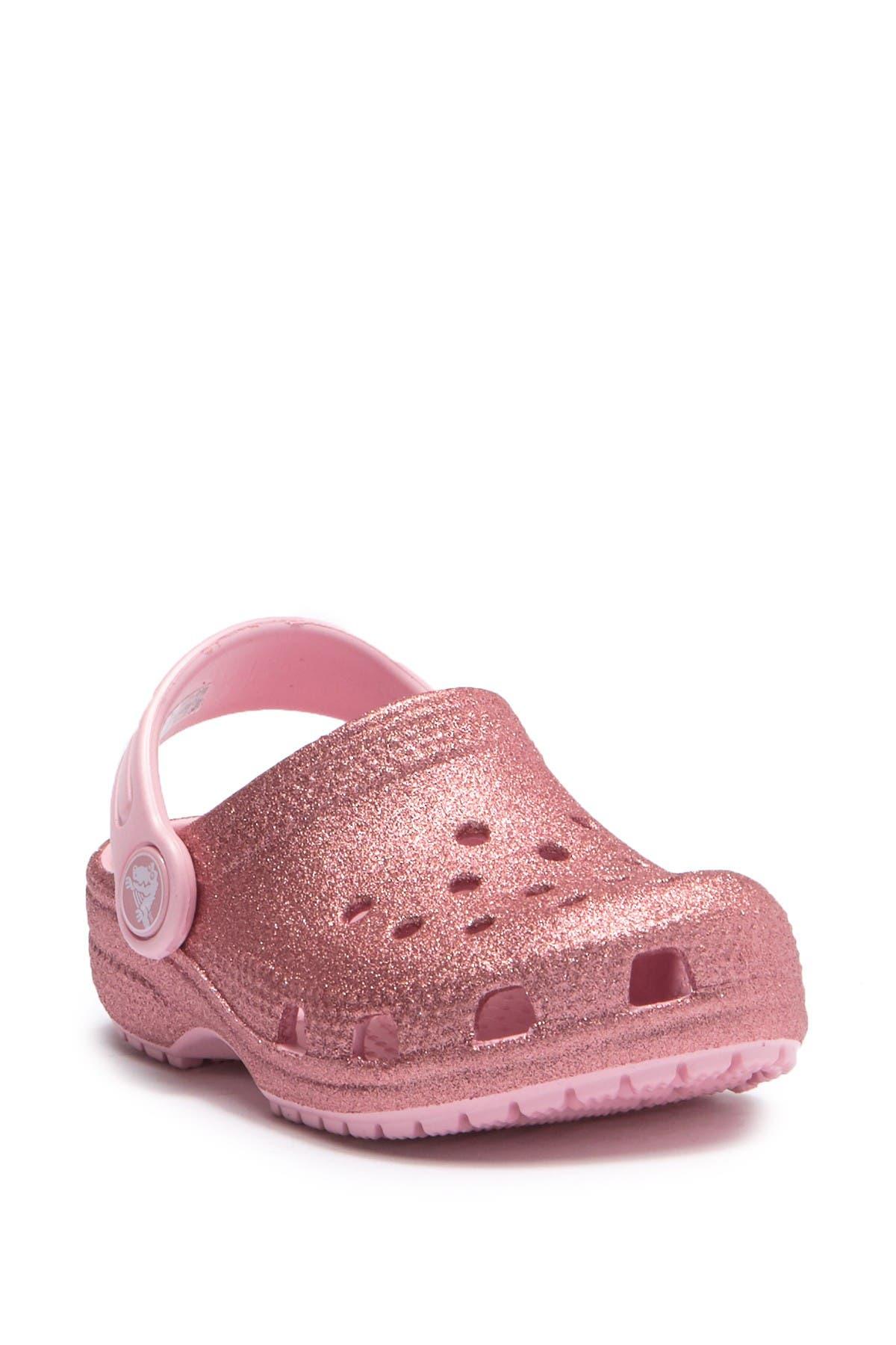 Crocs | Classic Glitter Clog
