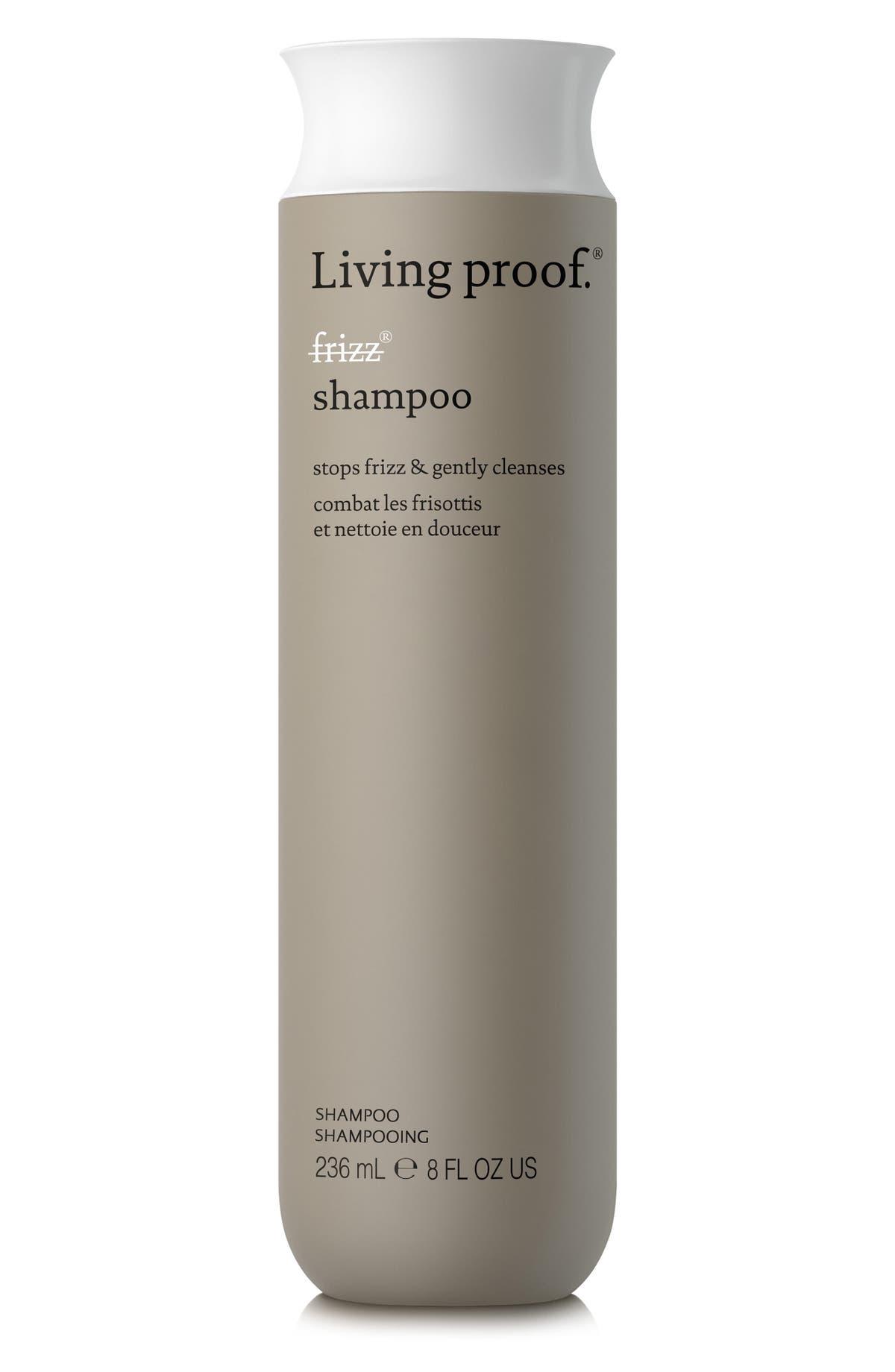 No Frizz Shampoo