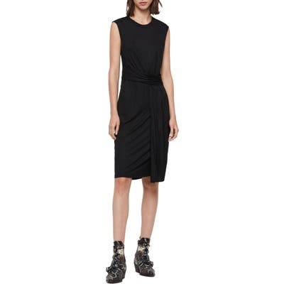 Allsaints Limera Tank Dress, Black
