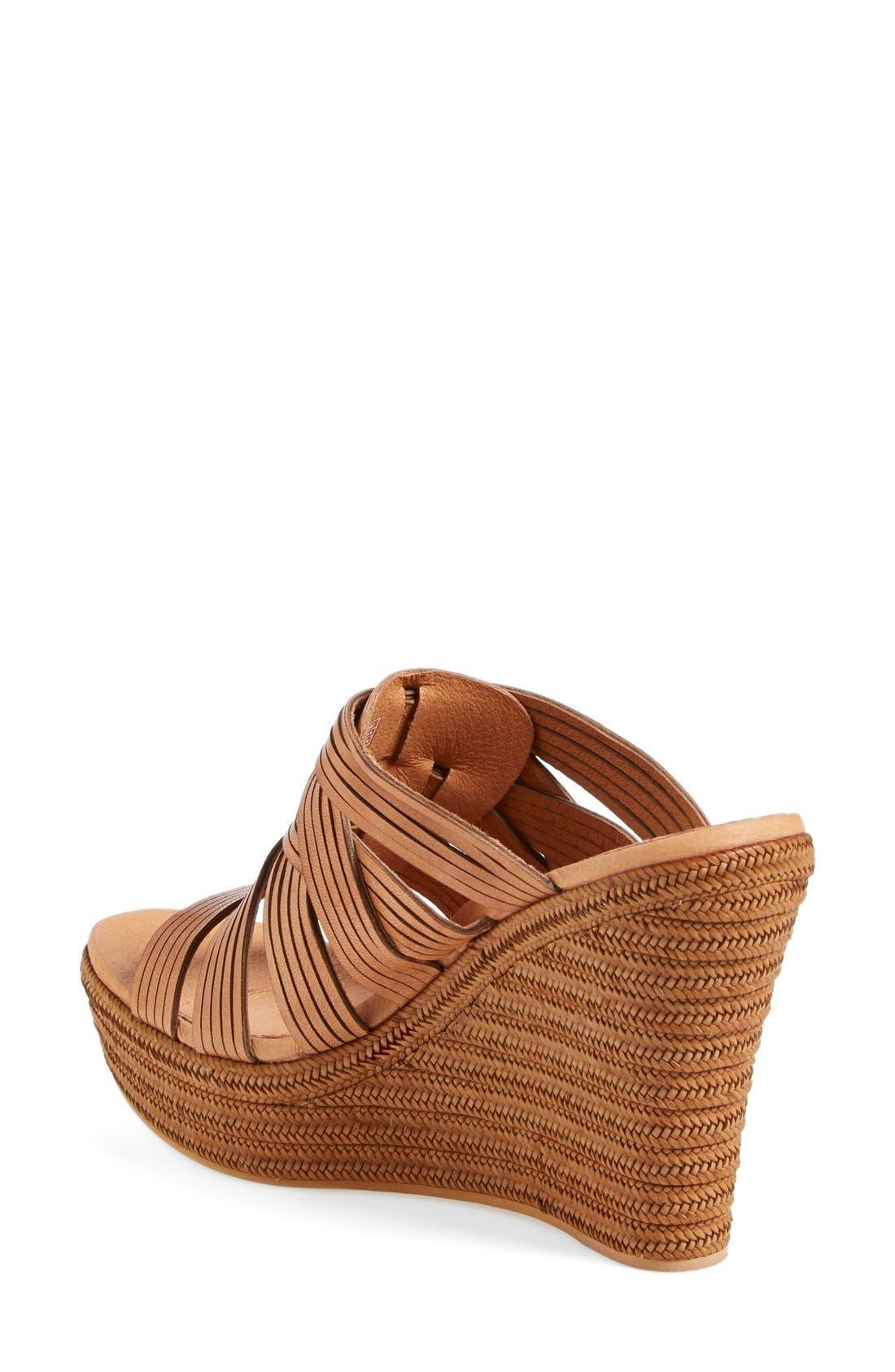,                             'Melinda' Platform Wedge Sandal,                             Alternate thumbnail 14, color,                             200