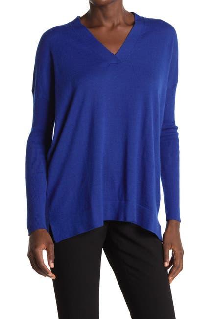 Image of Kinross Fine Gauge Cashmere Pullover Sweater