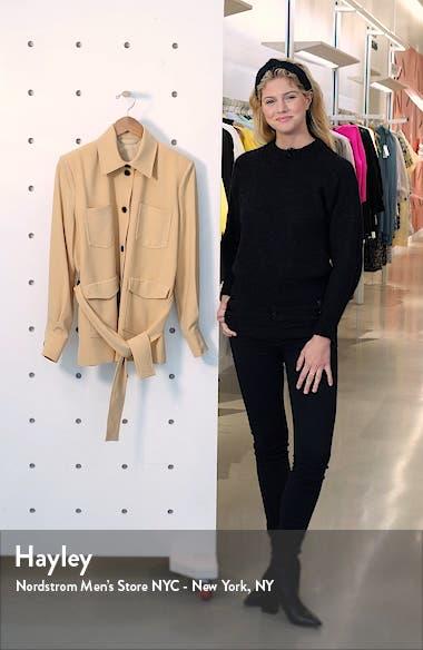 Luella Jacket, sales video thumbnail