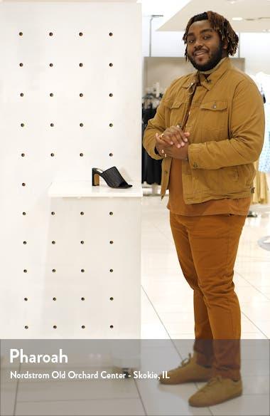 Hermosa Woven Slide Sandal, sales video thumbnail