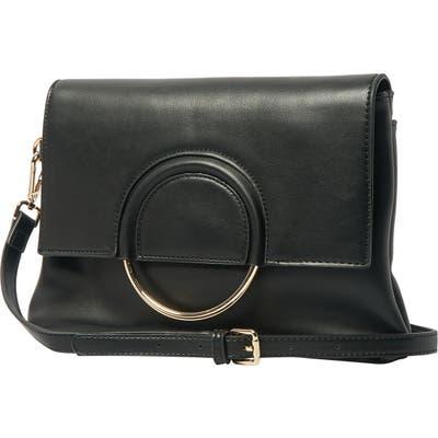 Urban Originals Euphoria Vegan Leather Clutch - Black